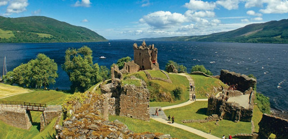 Urquhart Castle LochNess